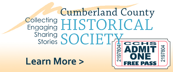 Cumberland County Historical Society Free Library Pass