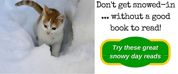 Don't get snowed-in ... without a good book to read! Try these great snowy day reads