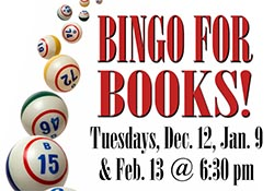 Bingo For Books