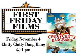 "Poster for ""Chitty Chitty Bang Bang"""