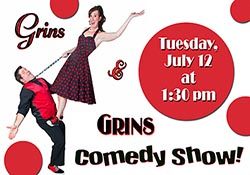 Grins & Grins Comedy Show