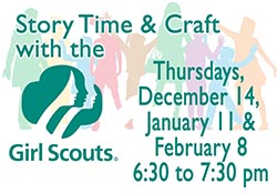 Girl Scouts Story Time