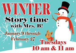 Winter Story time