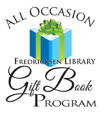 Fredricksen Library All Occasion Gift Book