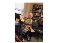 Local Author Elaine Fry