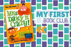 Miss Daisy is Crazy Book
