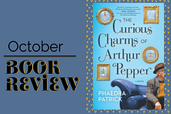 October Book Review Book Cover