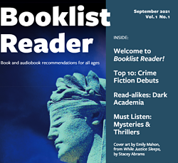 Booklist Reader Magazine Cover