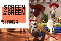 Toy Story 4 scene