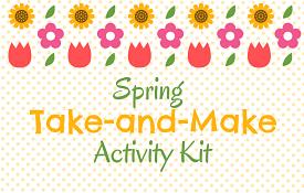 spring take and make