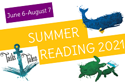 tails & tales summer reading june 7  to august 6