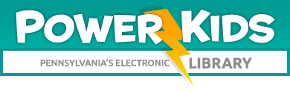 PowerKids - Pennsylvania's Electronic Library website