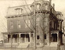 Stewart House, Shippensburg Library