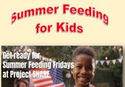 summerfeeding