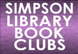 Simpson Library Book Clubs