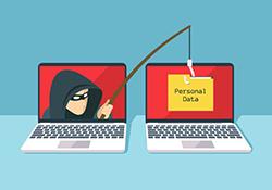 Online phishing