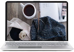 Tea and Stitches Virtual