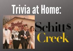 Trivia at Home: Schitt's Creek