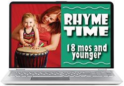 Rhyme Time on Zoom