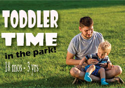 Toddler Time in the park