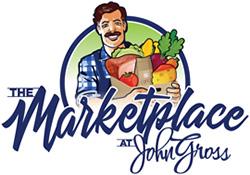 Logo for Marketplace at John Gross