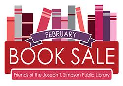 February Book Sale