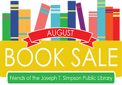 August Book Sale