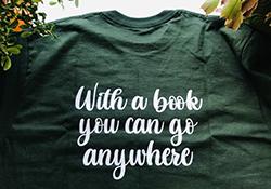 Friends T-shirt back