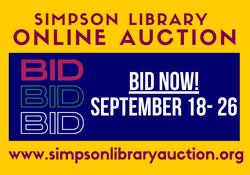 Bid now in online auction