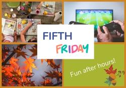Fifth Friday October