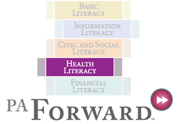 PA Forward - Health Literacy