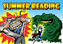 Link to the 2015 Summer Reading Program