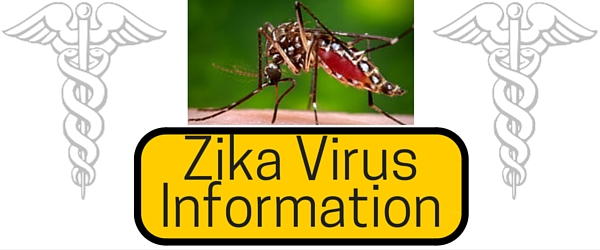 Link to Zika Virus Information page