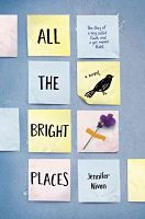 Book cover: All the Bright Places