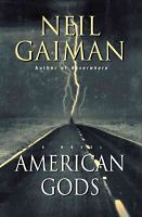 Book cover: American Gods