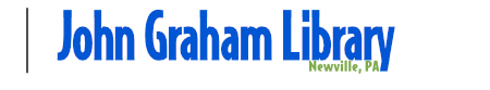John Graham Library Top Logo