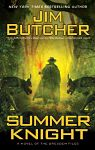 Find it at your Library : Summer Knight : a novel of the Dresden files - Book 4