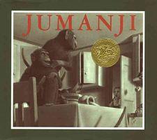 Book cover: Jumanji
