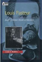 Book cover image: Louis Pasteur