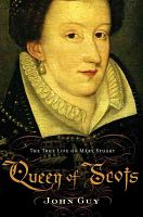 Book cover: Queen of Scots