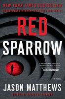 Book cover: Red Sparrow
