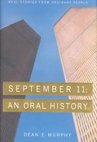 Find it at the Library: September 11: An Oral History