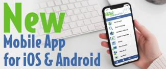 New Mobile App for iOS and Android