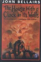 Book Cover: The house with a clock in its walls