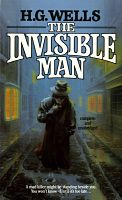Book cover: The Invisible Man